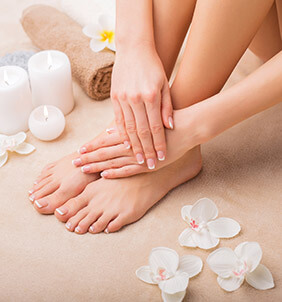 NAIL CONDITIONS, FUNGAL INFECTION TREATMENT